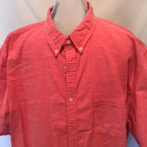 Redish Short Sleeve Shirt