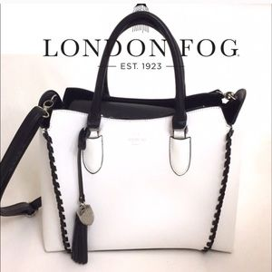 NWT London Fog Satchel