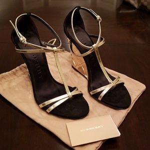 Women's Burberry Sandals