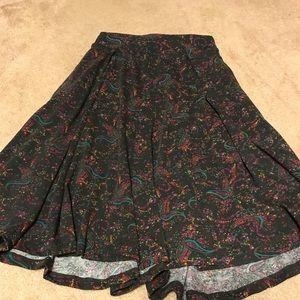 LulaRoe XS Madison Skirt