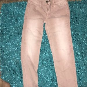 Light pink American eagle outfitters jeans