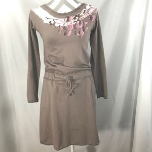 Athleta- Shaper Shirt Dress