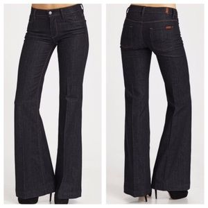 7 For All Mankind Jeans 26X33 Ginger In Mercer!