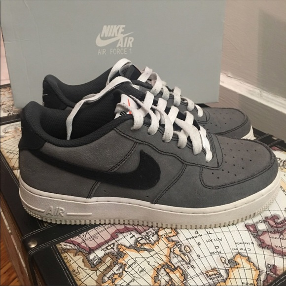 Nike Shoes | Nike Air Force Gs Size 65