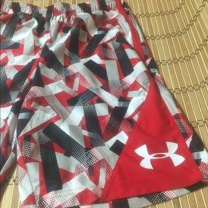 UA Large Shorts