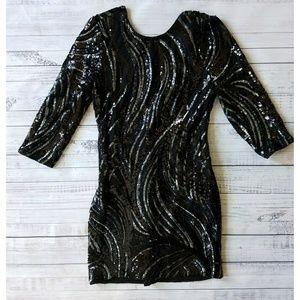 NwT Express Sequin Dress