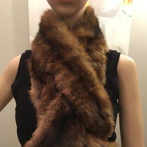 Faux Fur scarf