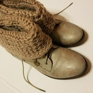 Sheikh ankle boots