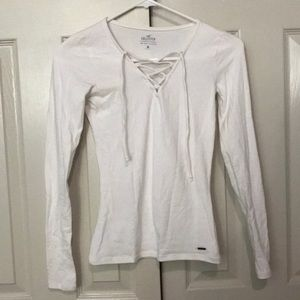 hollister long shelve shirt