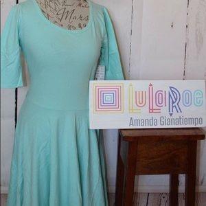 Lularoe Large nicole dress