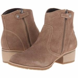 EuroSoft Sofft Michala Suede Ankle Boot-Size 9.5M