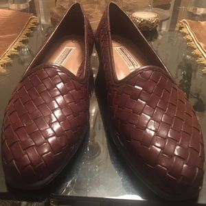 Beautiful Woven Leather Loafers💥LAST PAIR💥