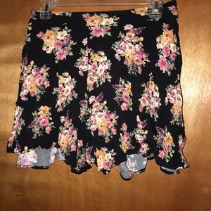 Forever 21 Plus Floral Shorts!