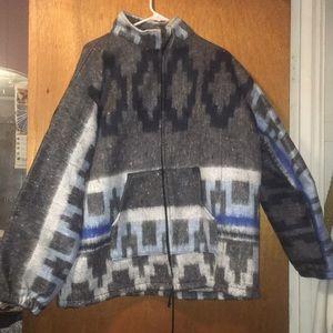 Aztec Boho Jacket