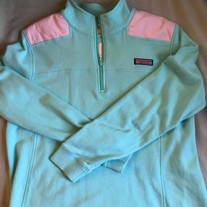 Women's XL Vineyard Vines Shep Shirt