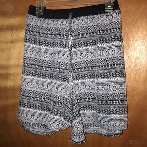 Forever 21 Plus Dress Shorts!