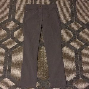 Dressy Slim-Fit H&M Pants