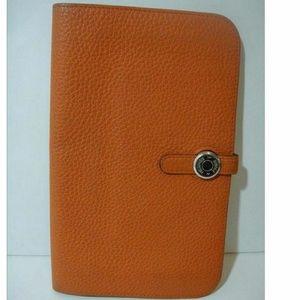 Hermès dogone wallet