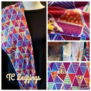 TC Colourful leggings