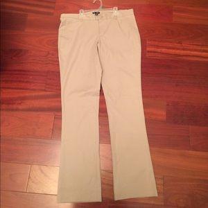 Gap Size 14R - boot leg pants