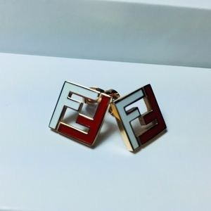 Earrings Fendi