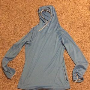 NWOT Patagonia SPF 25 hoodie - size S