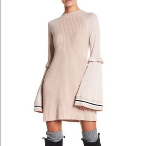 Free people sweater dress