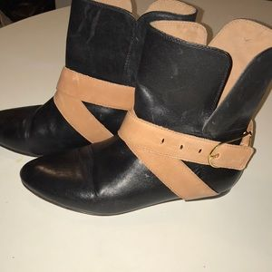 Ted baker ankle boots