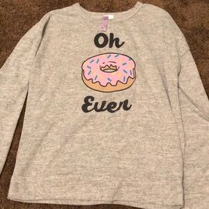 Francesca's Sweater L