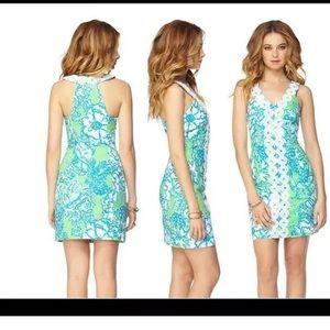 MWT $228 Lilly Pulitzer Trudy Dress Sz 10