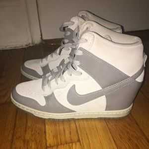 nike wedges shoes