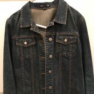 j. crew jean jacket