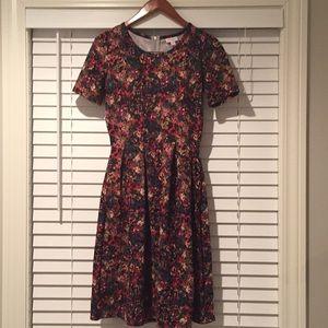 NWOT Lularoe medium Amelia dress