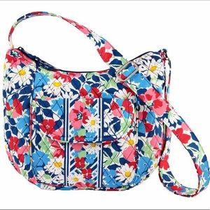 Vera Bradley Shoulder Bag Purse in Summer Cottage
