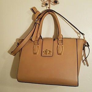 Handbags - PURSE WITH GOLDTONE HARDWARE
