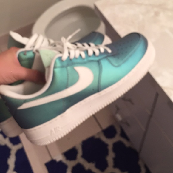 Nike Shoes   Chameleon Air Force S