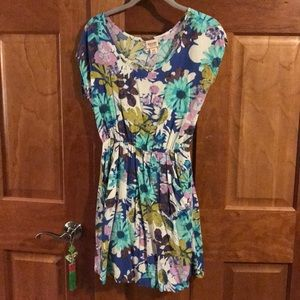 Mossimo Supply Co Flower Dress