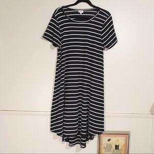 Lularoe Striped Long Dress