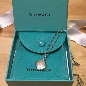 Tiffany & Co. 1837 Pendant Necklace