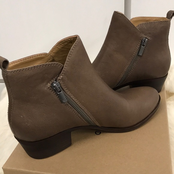 Lucky Brand Schuhes Schuhes Schuhes   Bryton Brindle Braun Booties   Poshmark d288a5