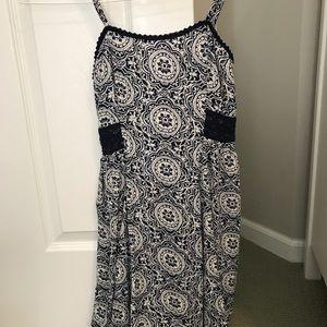 Target women's spaghetti strap dress