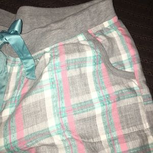 Pink VS Pj Flannel Pants
