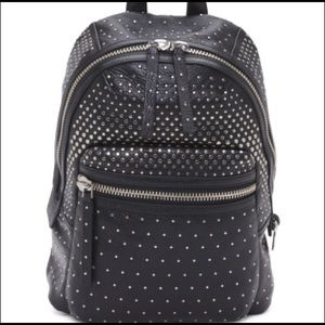 NWT Marc by Marc Jacobs Leather Studded Backpack