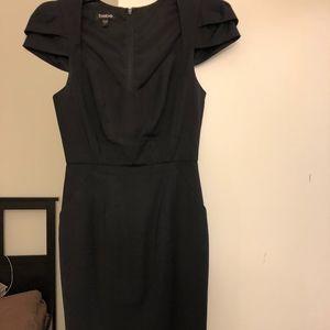 Women's BeBe Black Elegant Work/Formal Dress