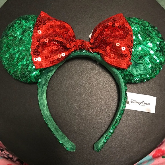 disney christmas ears