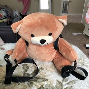 Teddybear Backpack