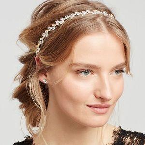 David's Bridal Stretch Solitaire Headband