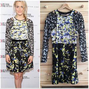 Peter Pilloto x Target Long Sleeve Floral Dress 4