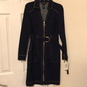 NWT Denim dress from Macy's