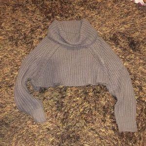 Fashion Nova Tops - Fashion Nova size S Halina sweater II in Mocha 54f100e69